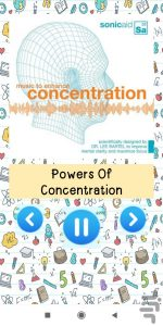 اپلیکیشن آهنگ برای مطالعه و تمرکز اندروید